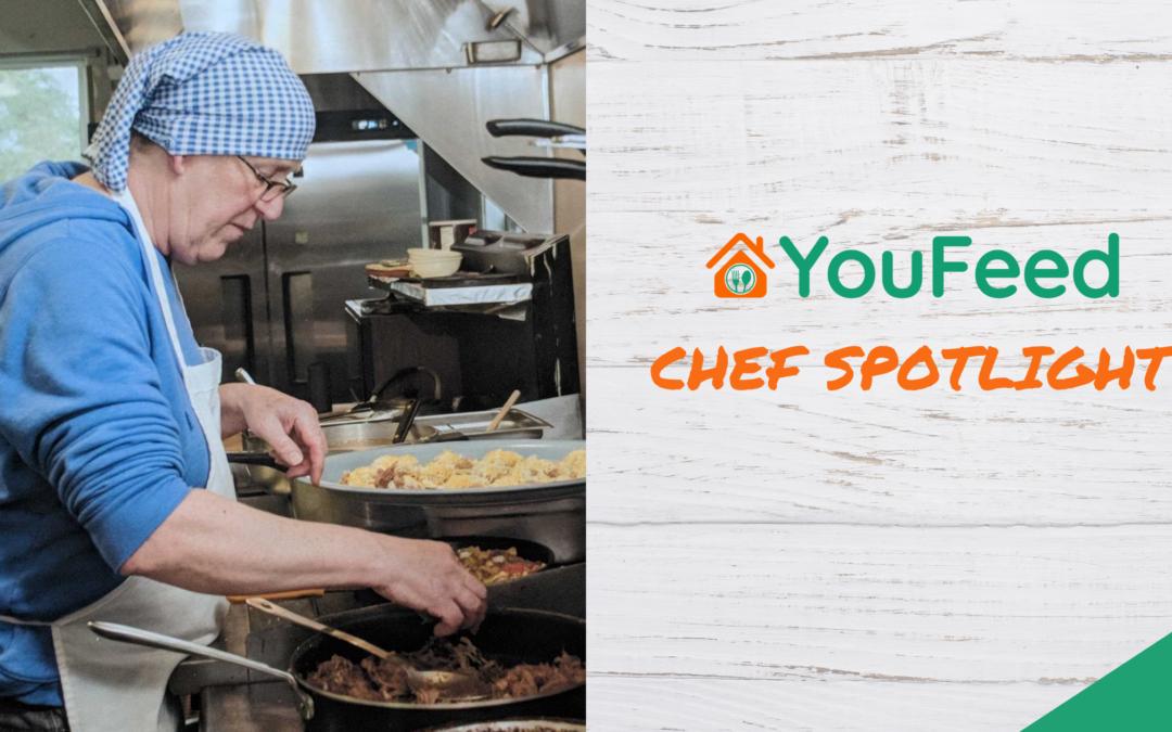 Chef Spotlight: Tess Cashin, Home Cook and Mentor