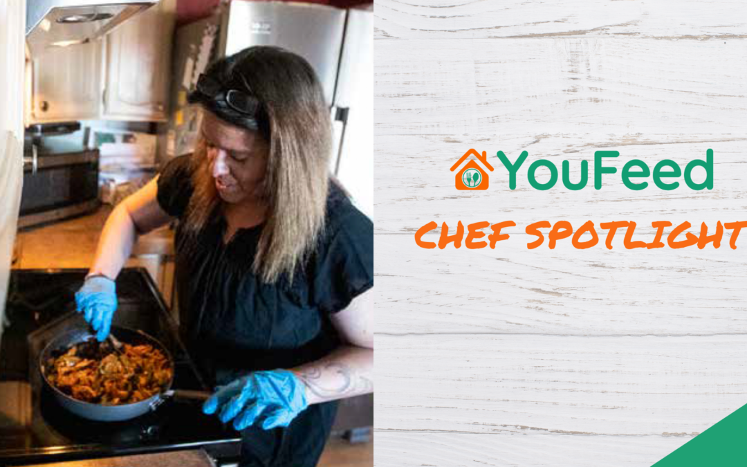 Chef Spotlight: Stormi Santiago Shares How She Turned Her Life and Passion of Food into Home Cooking Business